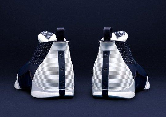 "Where To Buy The Air Jordan 15 Retro ""Obsidian"""