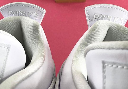 "Jordan Brings Back A Key Detail For Air Jordan 4 ""Pure Money"""
