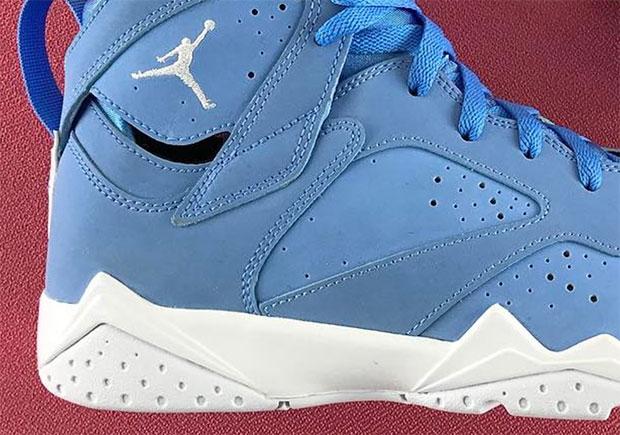 Air Jordan 7 Pantone 2017 Retro PReview | SneakerNews.com