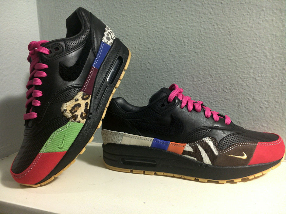 """promo code fd273 44582 ... Nike Combines Greatest Hits For Air Max 1 """"Masters Of Air"""" ..."""