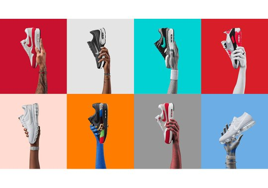 Nike Unveils 2017 Air Max Day Sneaker Releases