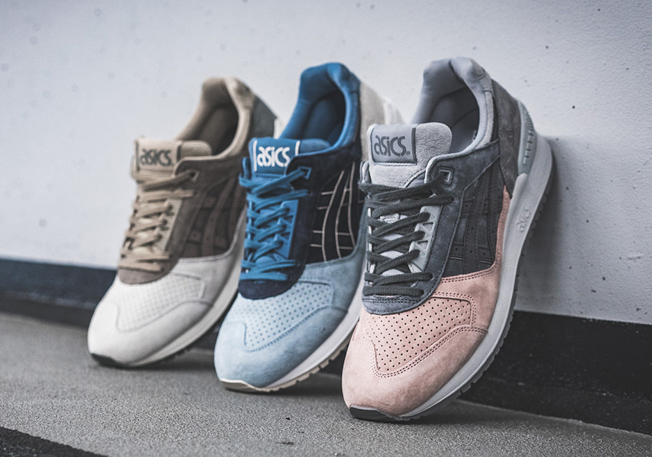 asics sneakers release dates