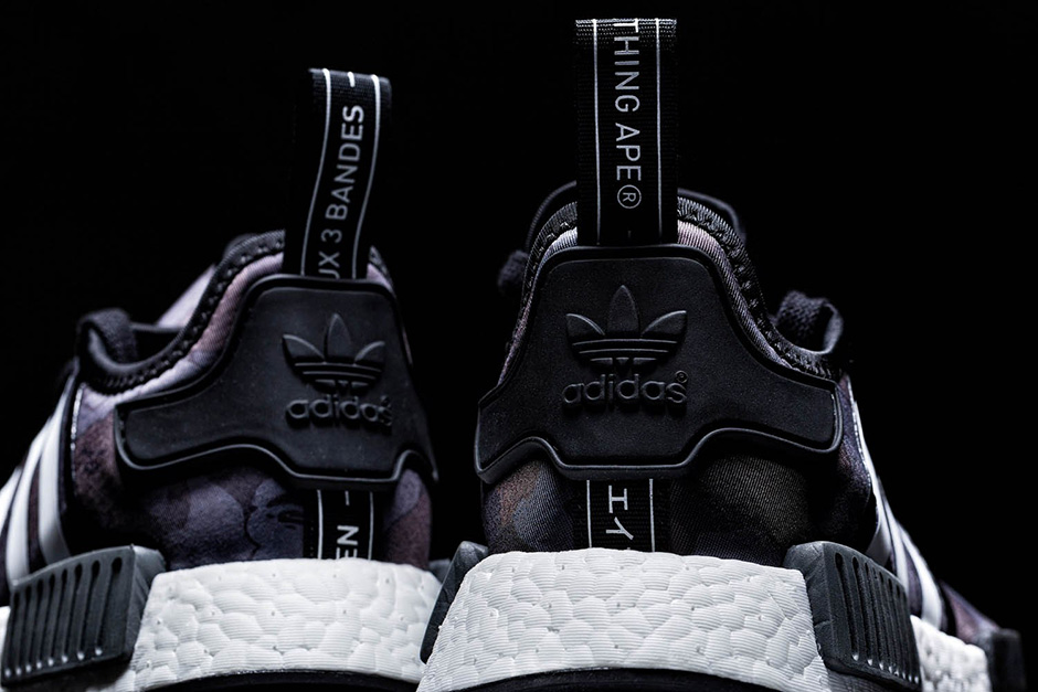 huge selection of d2feb a4f4a BAPE adidas NMD Black Camo Raffle | SneakerNews.com
