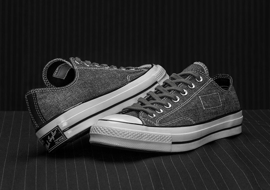 fragment design Converse Chuck Taylor Tuxedo Pack  790964daf2