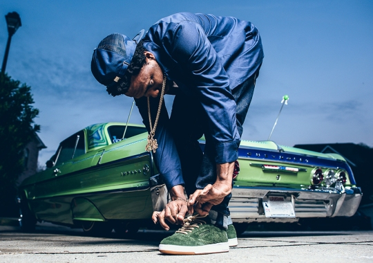 Curren$y's Jet Life Recordings Teams Up With Reebok for a Weed-Themed Collaboration