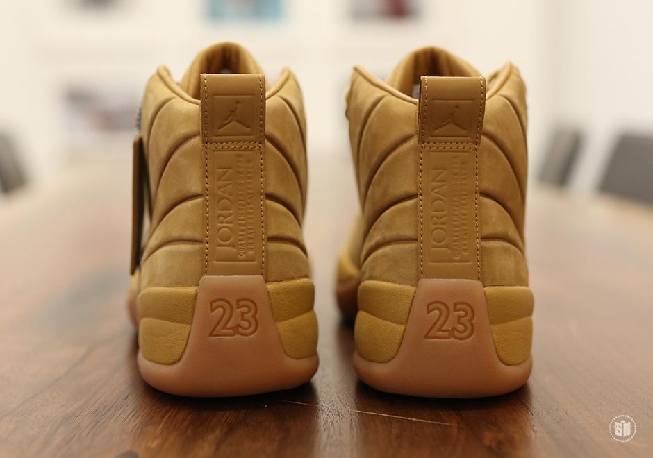 3514e446da2 PSNY Jordan 12 Wheat Photos + Release Info | SneakerNews.com