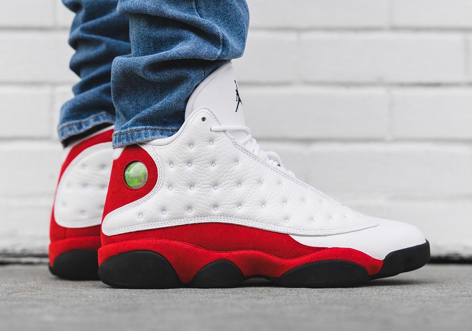 Air Jordan 13 Sneaker Nouvelles Instagram mRXxd7X