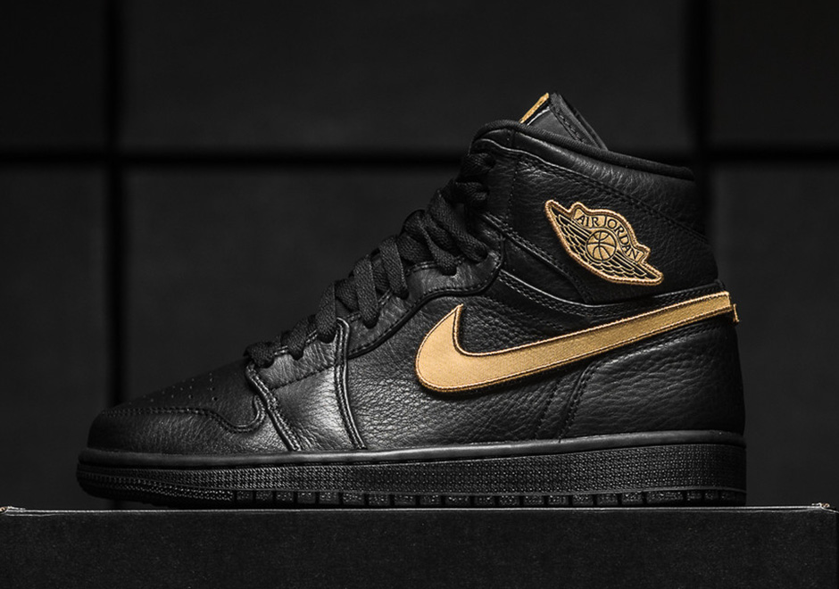 limited edition nike air jordan 1 bhm low