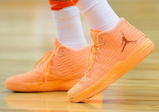 Carmelo Anthony, Still A Knick, Has New Shoes Dropping Saturday