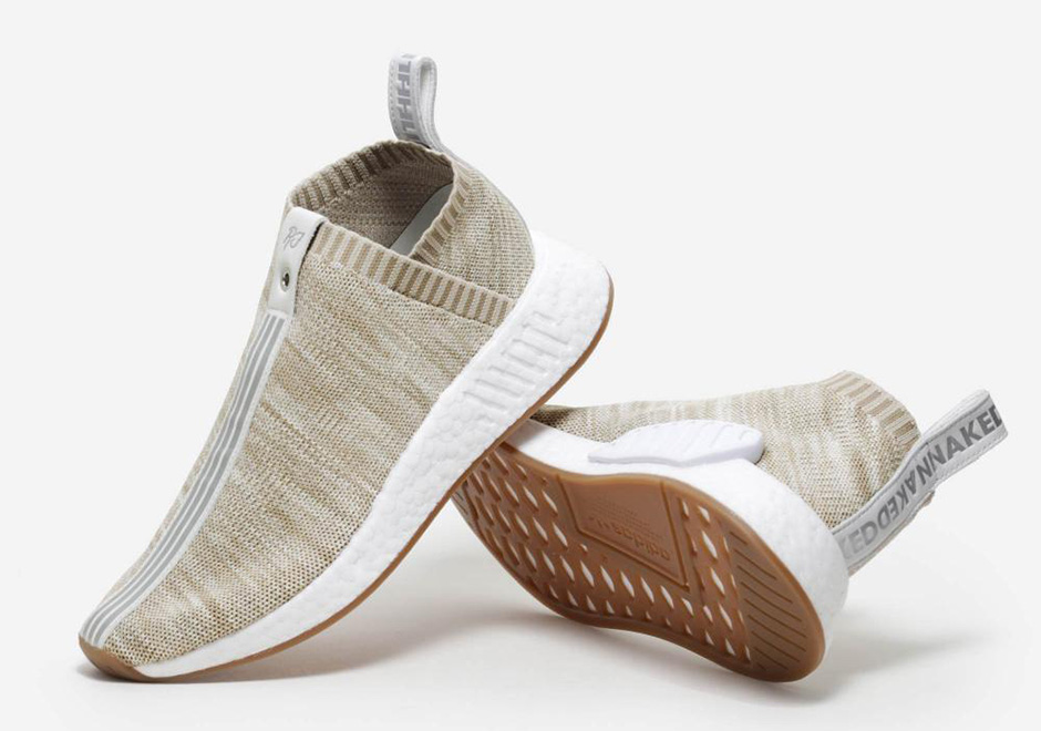 best cheap e3a51 60efa KITH NAKED adidas NMD CS2 Detailed Look  SneakerNews.com