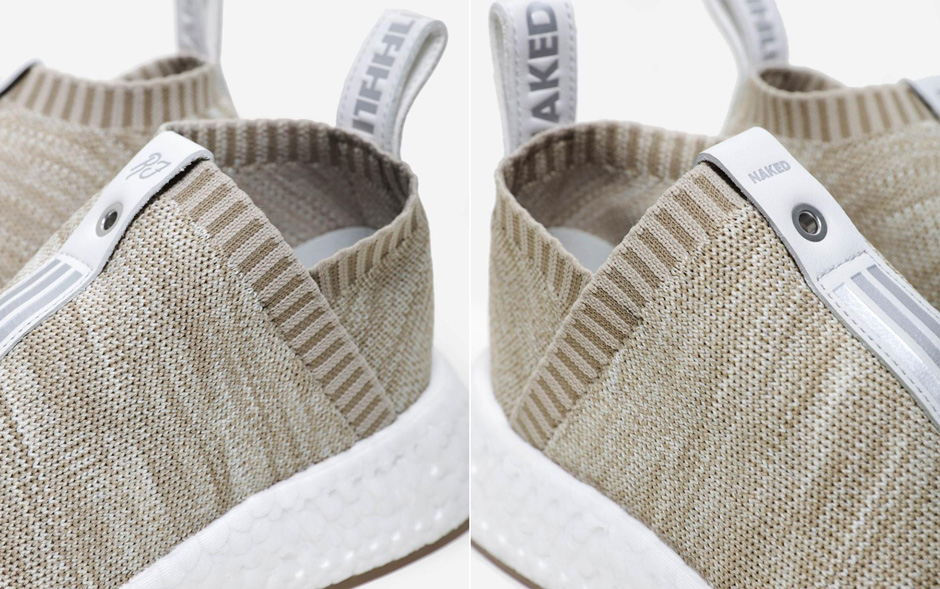 huge discount 4c1c8 b9d0b KITH NAKED adidas NMD CS2 Detailed Look | SneakerNews.com