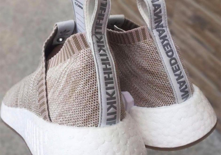 KITH NAKED adidas NMD City Sock 2