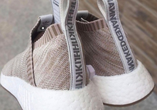 KITH And Naked Design The adidas Consortium NMD City Sock 2