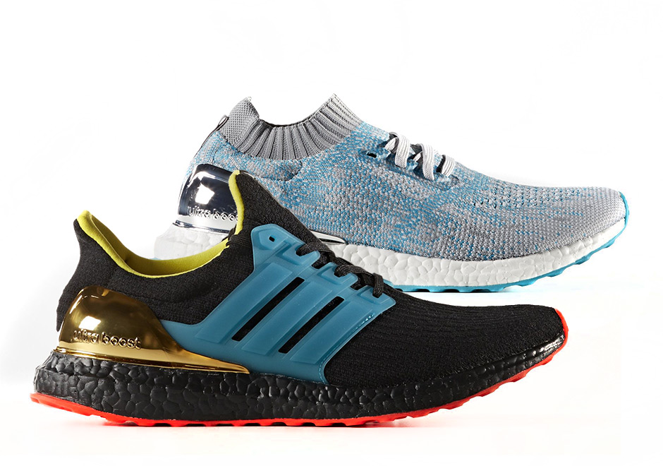 Adidas Ultra Boost Teal