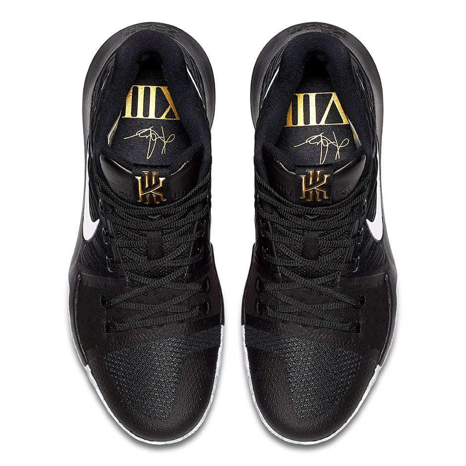 the latest 22a67 6c6a1 Nike Kyrie 3 BHM Release Date 852417-001   SneakerNews.com