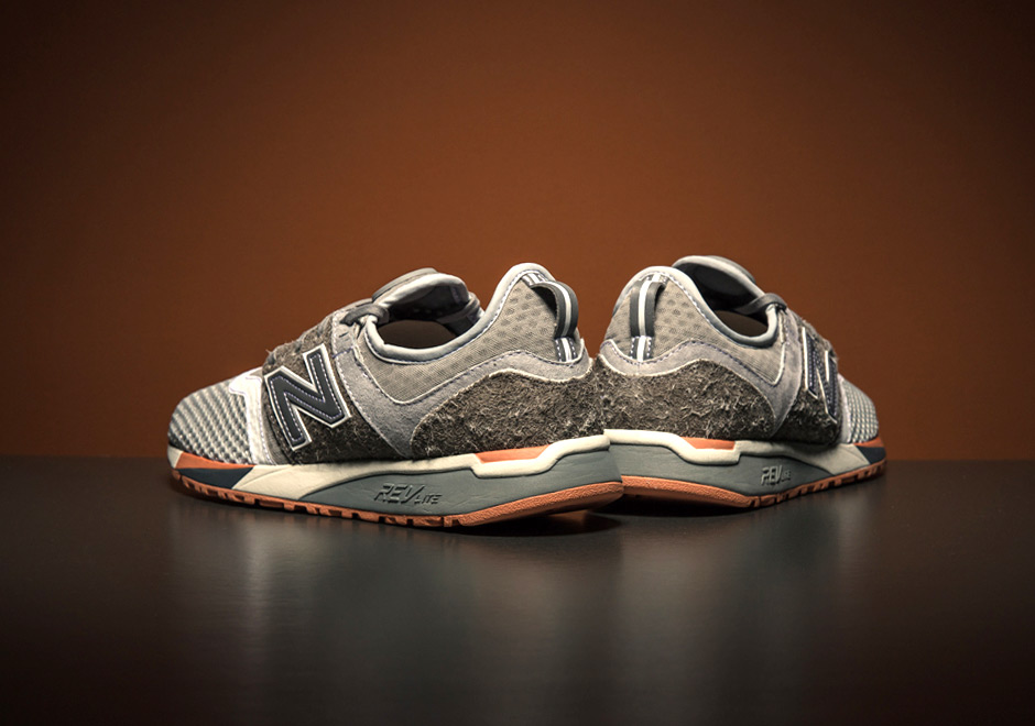 """... The mita Sneakers x New Balance 247 """"Tokyo Rat"""" Releases Globally This  Weekend ... f53bfe7190ad"""