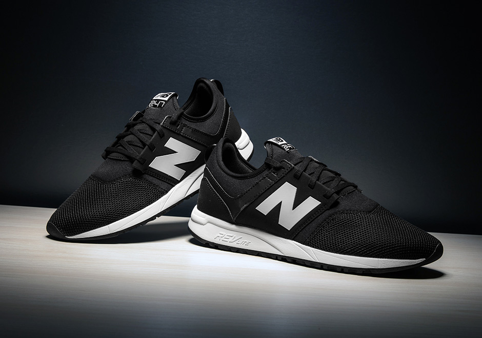 91a18aa2b0 New Balance 247 Classic Grey White Navy Black | SneakerNews.com