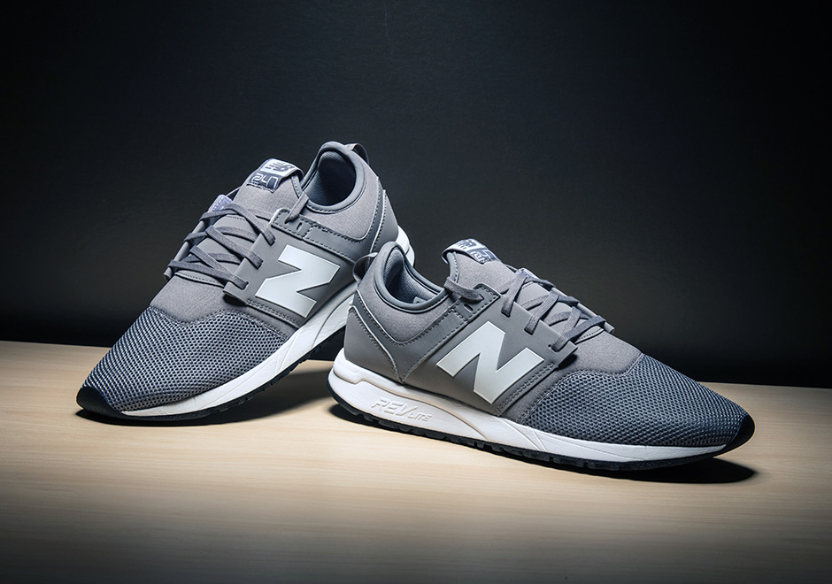 new balance 247 men grey