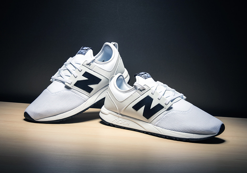 new balance 247 classic blanche