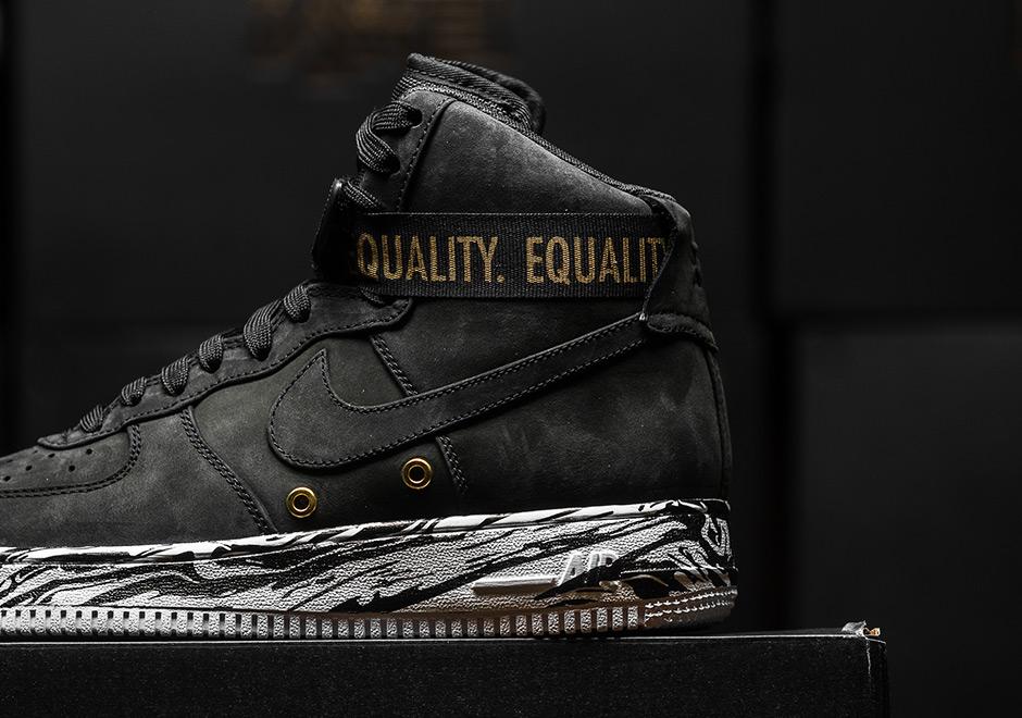 competitive price bc18c 34278 ... Nike Air Jordan I Retro 1 High Bhm Og Black History Month 579591-010sz  11.5 ...