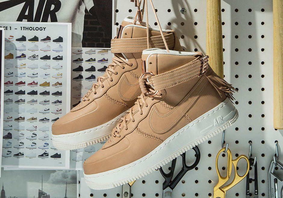 nike air force 1 high sport lux