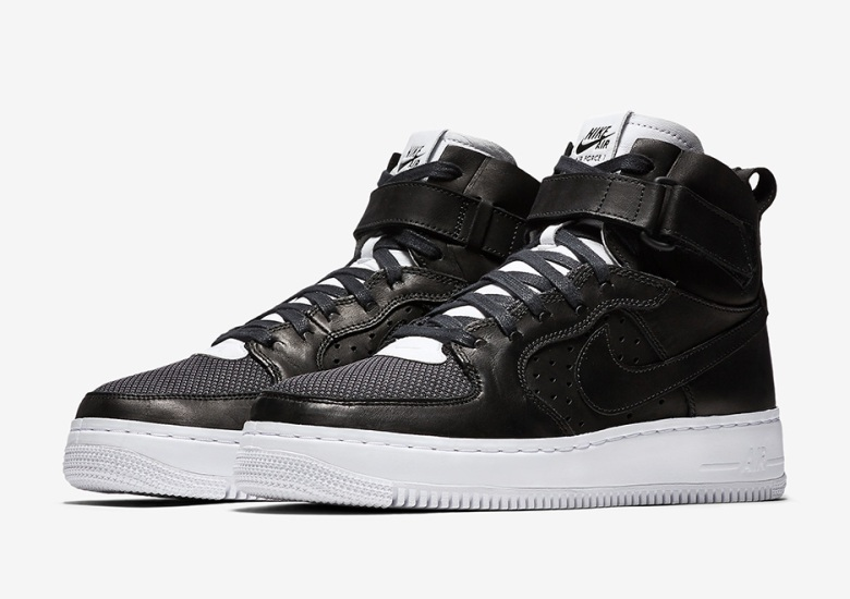 best loved 66b48 863da The Nike Air Force 1 High Tech Craft Isn t A Rochambeau Collaboration