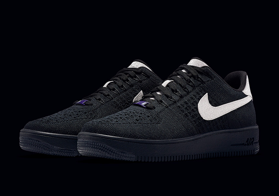 ad42e330b9ce Nike Air Force 1 Low Flyknit All-Star 908670-001
