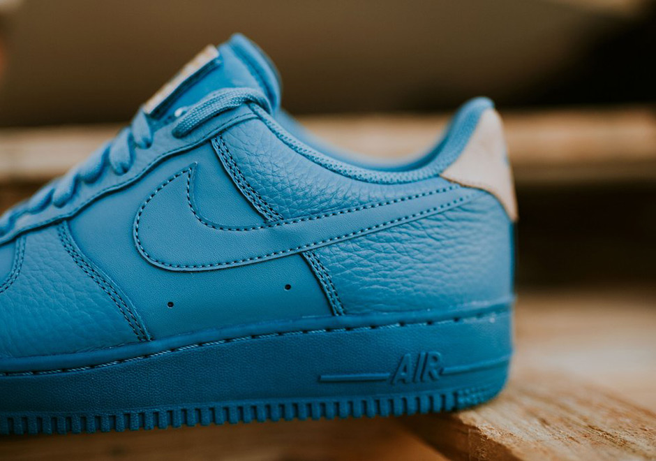 Nike Air Force 1 Low All Blue Shoes