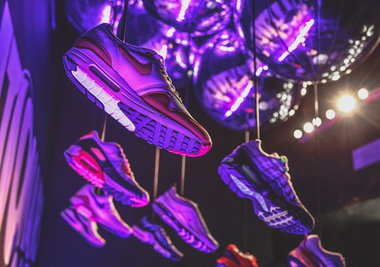Inside The Nike Air Lab In London