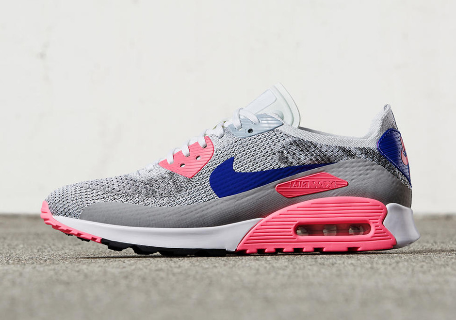 size 40 cb834 506c8 Nike Air Max 90 Ultra 2.0 Flyknit March 2017 Releases   SneakerNews.com