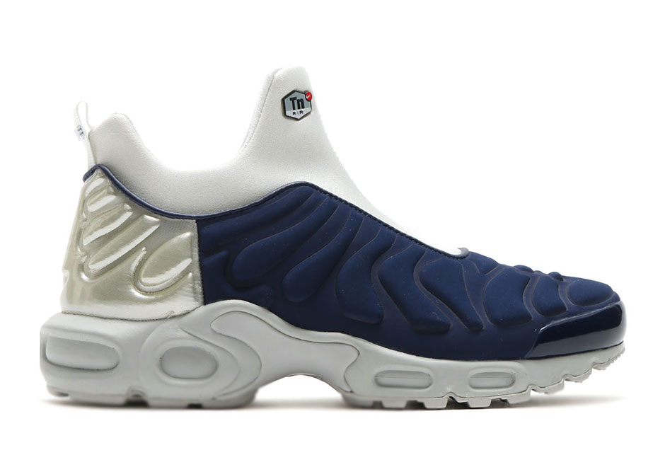 best sneakers b3a64 603b4 Nike Transforms The Air Max Plus TN Into A Slip-On Sneaker
