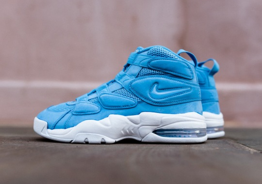 Nike Brings Back The Uptempo Series In All-Star Blue
