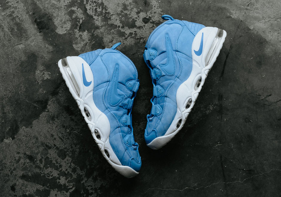 """... Blue Nike Air Max Uptempo """"All-Star"""" Releases This Weekend ... f99df062c"""