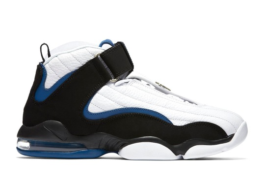 The Nike Air Penny 4 Just Released In The Orlando Colors