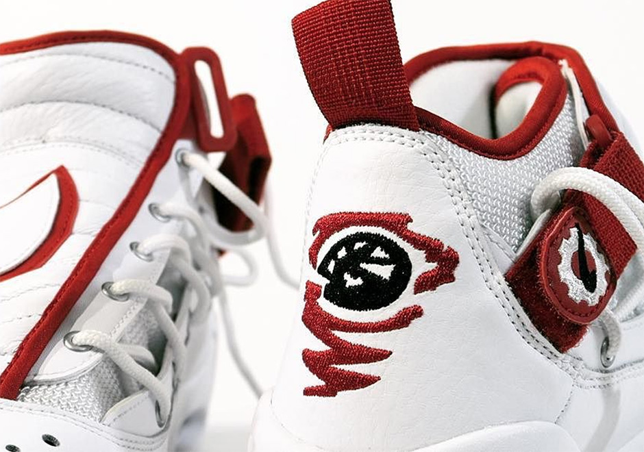 new styles a897e e9337 Nike Just Released Dennis Rodman s Air Shake NDestrukt