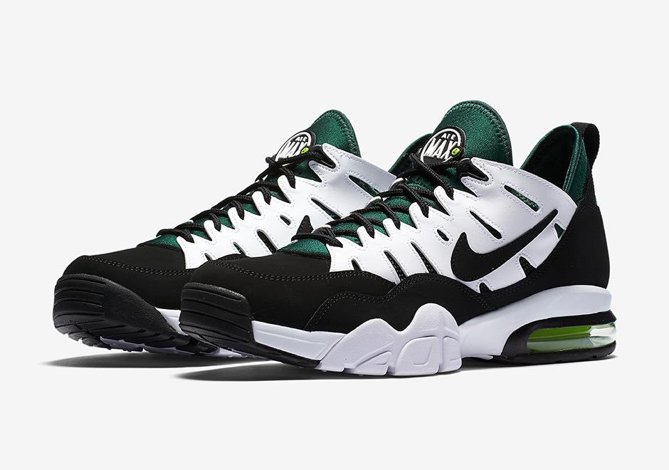 hot sales e28fe b2526 Nike Brings Back The OG Pine Green For The Air Trainer Max 94 Low