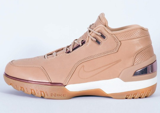 "Where To Buy The Nike Air Zoom Generation ""Vachetta Tan"""