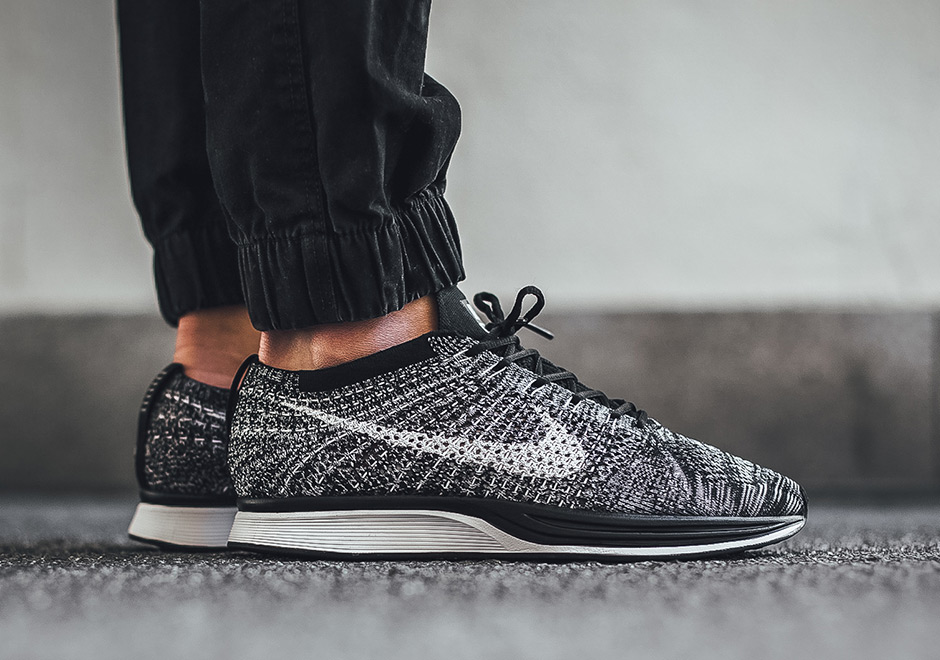 nike flyknit racer oreo 2 0 release date info. Black Bedroom Furniture Sets. Home Design Ideas