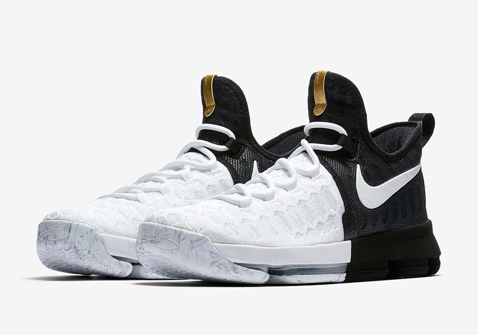 Nike KD 9 BHM Release Date Info 860637-100 | SneakerNews.com Black History Month Kd