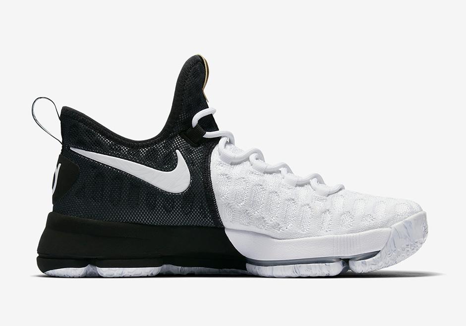 Nike KD 9 BHM Release Date Info 860637-100  7ab04e2dde