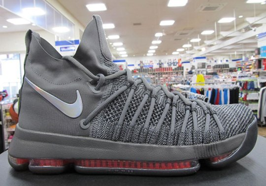 The Nike KD 9 Elite Is Releasing Soon In Asia