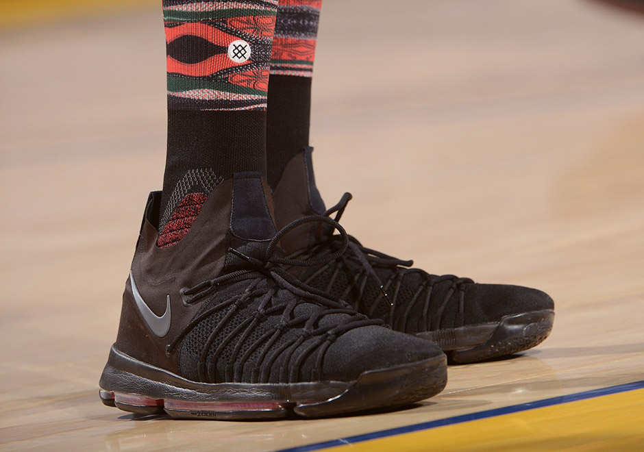 release date ebeb2 090a7 Kevin Durant Debuts The Nike KD 9 Elite