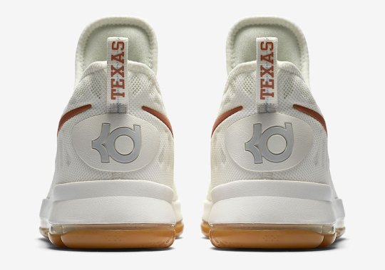 "Official Images Of The Nike KD 9 ""Texas"""