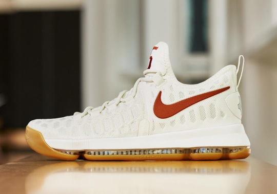 Nike To Release First-Ever KD Shoe In Texas Colors