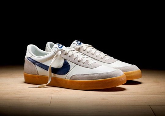 The Nike Killshot Is Back, Exclusively At J.Crew