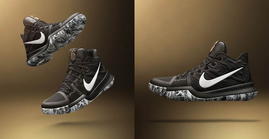 bd65e130631f51 Nike Kyrie 1 Bhm Releases