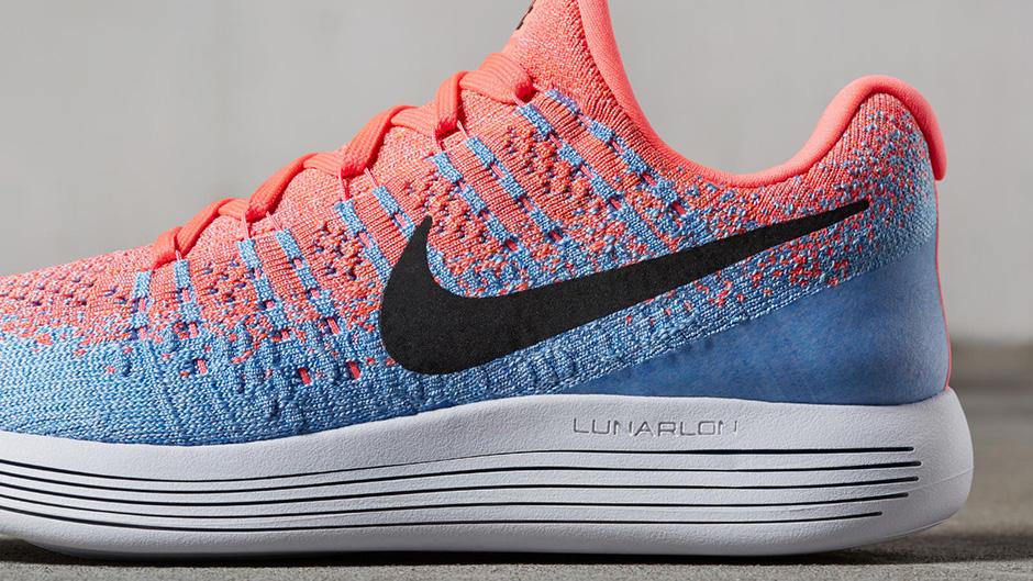 Nike Lunarepic Flyknit Basse 2 Puntini Bianchi MgLbv