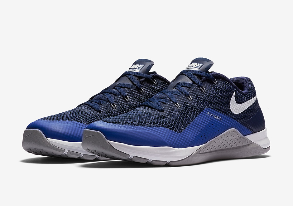 new arrival 436b3 e3937 The popular Metcon line from Nike Training gets a new addition to the  family with the Metcon Repper DSX. Much like the flagship Nike Metcon 3, ...