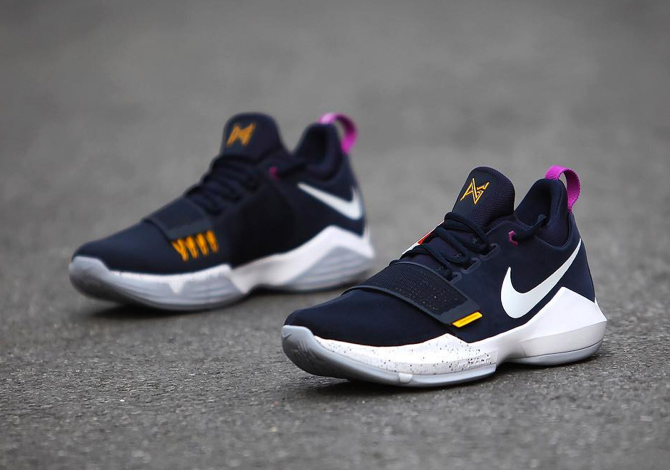 new product 3f46c 68936 Nike PG 1 The Bait Release Date | SneakerNews.com