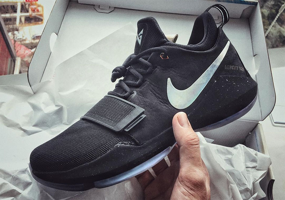 """sports shoes cd70c 746bb Paul Georges Nike PG 1 Signature Shoe To Debut With """"Pre-Heat"""""""
